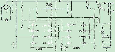 电路 电路图 电子 原理图 483_219
