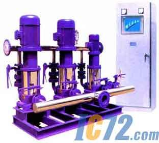 基于plc的恒压供水控制系统