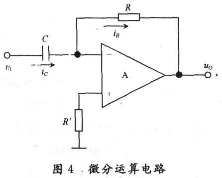 差分放大电路的微分等效电路图