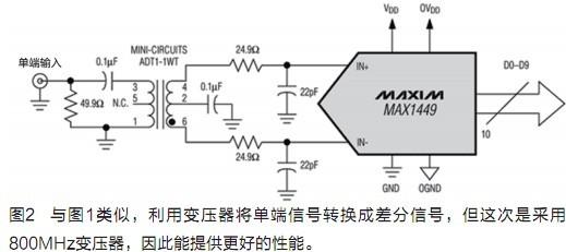 电感单端功放电路图