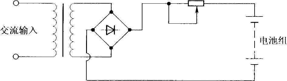 准恒流充电电路