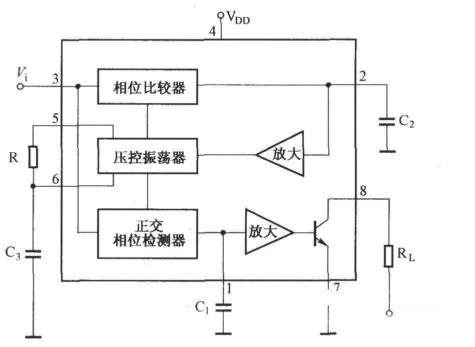 电路 电路图 电子 原理图 949_693